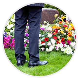 Ground Burial for Cremation