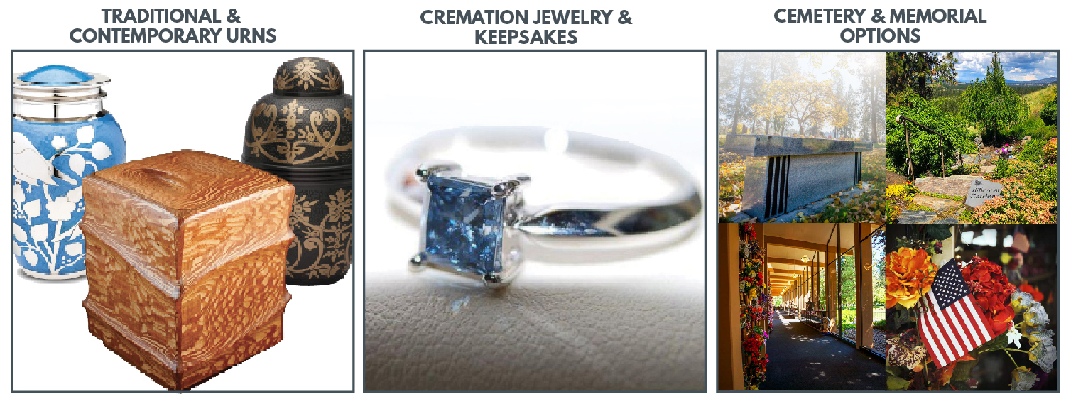 Cremation Cemetery Services Coeur Dalene